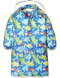 (?????? 恐竜決戦!)raincoat KyouryuKetsenn! 子供用 レインコート