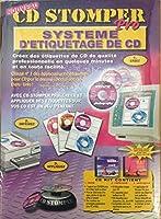CD Stomper Pro CDラベリングシステム