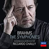 Brahms: The Symphonies [3 CD] by Riccardo Chailly 画像