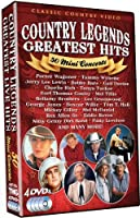Country Legends Greatest Hits [DVD] [Import]