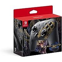 Nintendo Switch Proコントローラー モンスターハンターライズエディション