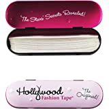 Hollywood Fashion Tape Tin, Clear, One Size, 36 pieces