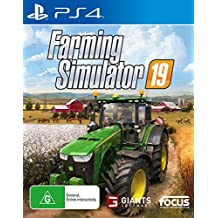 Farming Simulator 19  (PlayStation 4)