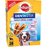 Pedigree Dentastix Dental Treat, Medium, 28 sticks, Adult