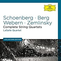 Collectors Edition: Schoenberg/Berg/Webern/Zemlinsky - Complete String [6 CD] by Lasalle Quartet (2013-10-22)