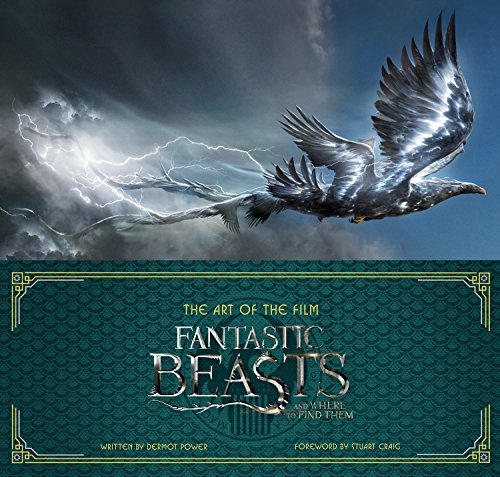 『The Art of the Film: Fantastic Beasts and Where to Find Them (English Edition)』のトップ画像