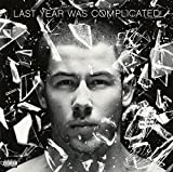 Last Year Was Complicated (exclusive edition has a lenticular cover)