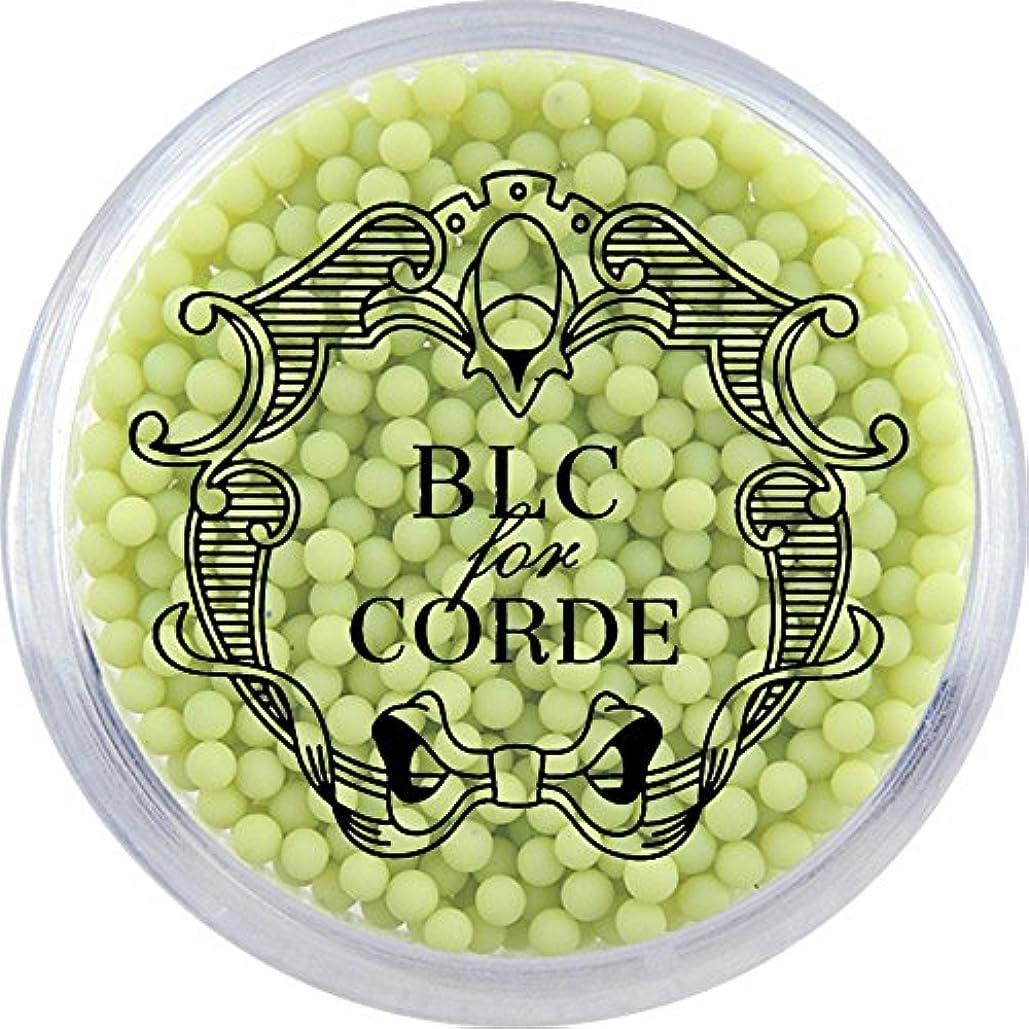 顕微鏡リーズ非武装化BLC FOR CORDE ガラスブリオン ピスタチオ