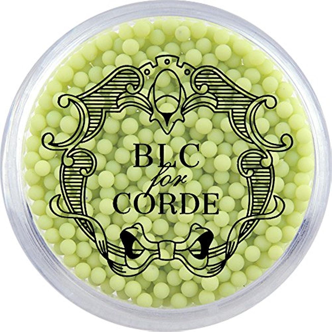 プレゼントしなやかな彫刻家BLC FOR CORDE ガラスブリオン ピスタチオ