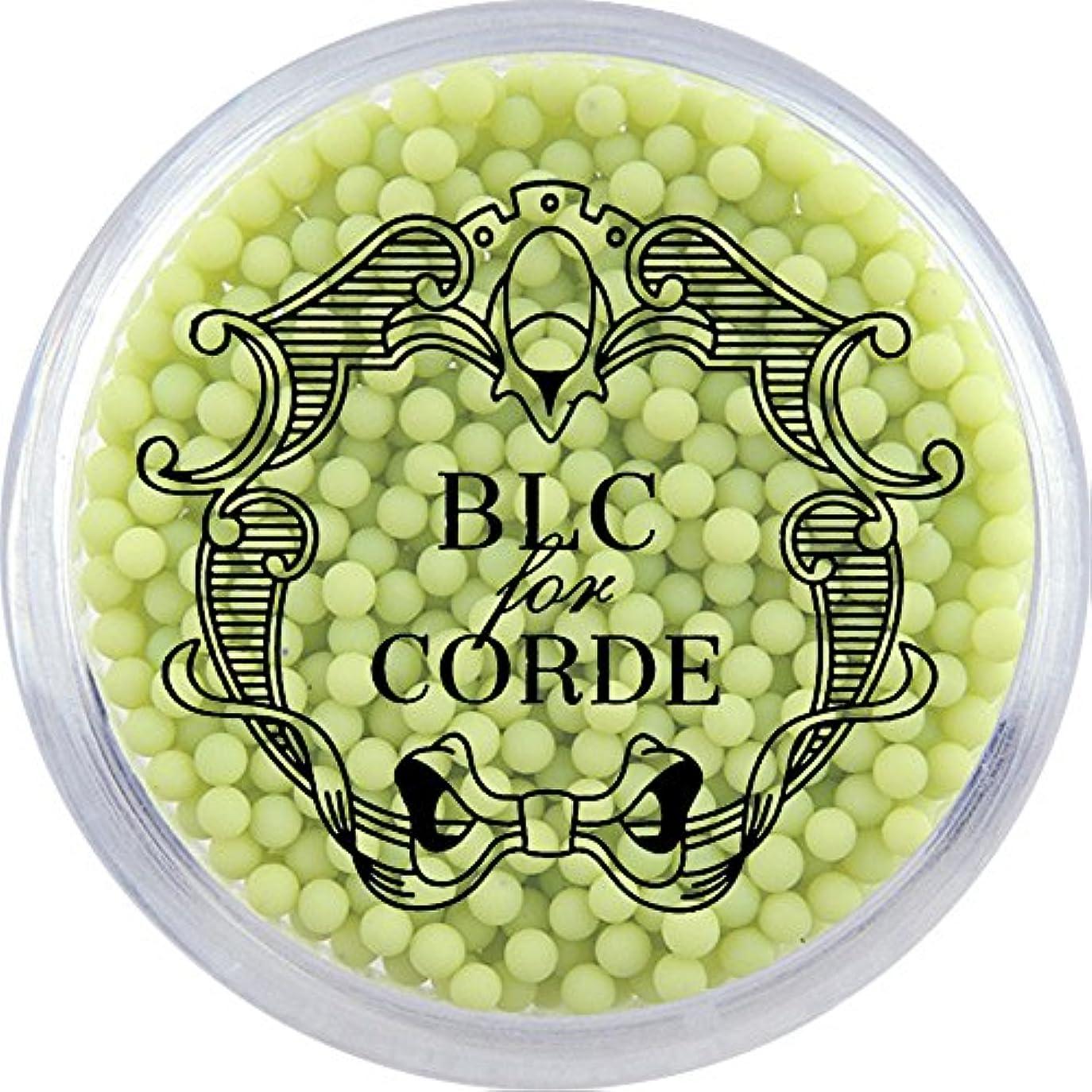 風邪をひく中毒耕すBLC FOR CORDE ガラスブリオン ピスタチオ