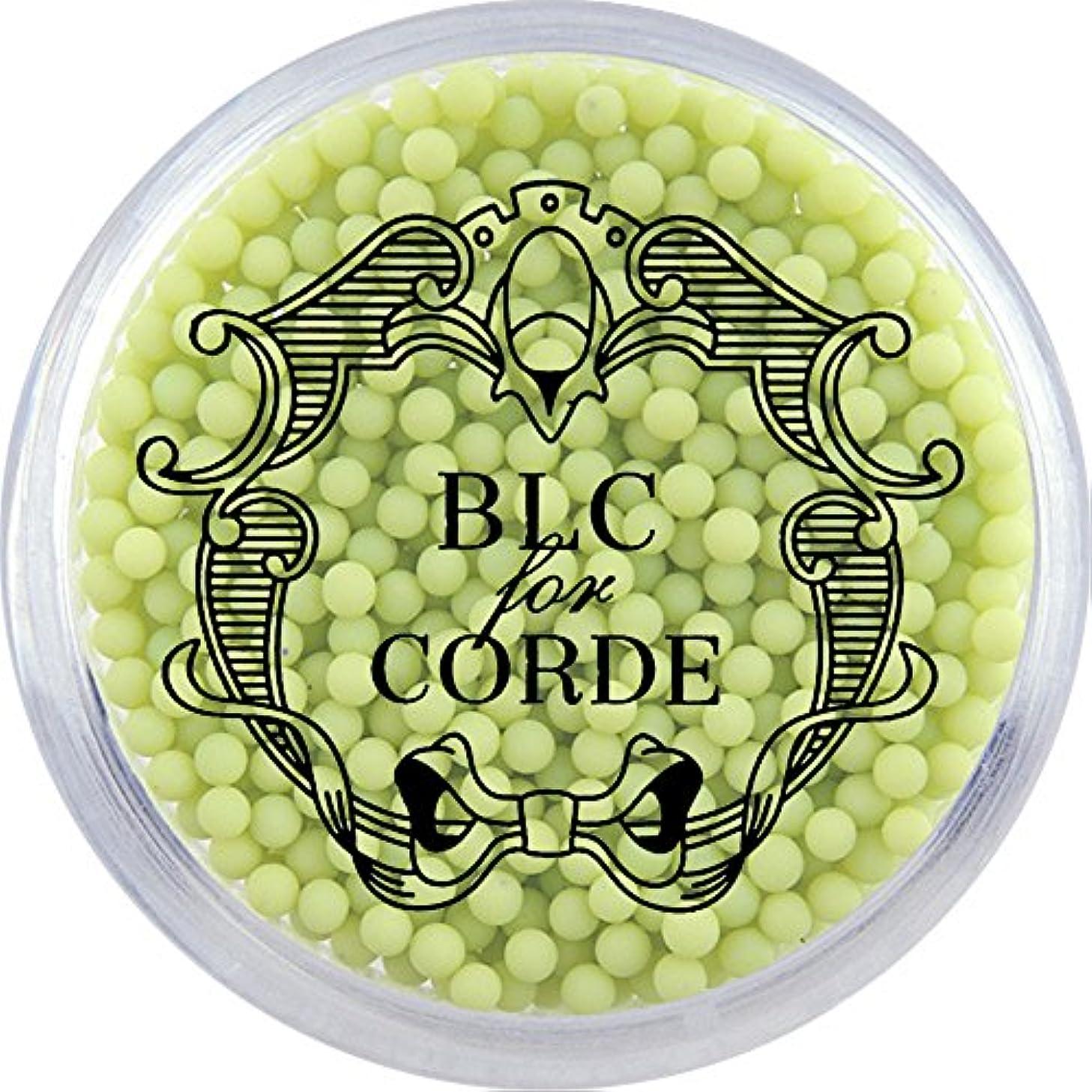 BLC FOR CORDE ガラスブリオン ピスタチオ