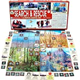 Family Pastimes Search and Rescue - A Co-operative Adventure Game [並行輸入品]