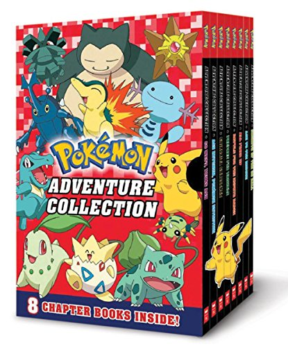 Adventure Collection Pokemon Set 2: Go West, Young...