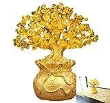 金のなる木 黄水晶