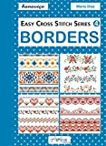 TUVA [EASY CROSS STITCH SERIE 4 BODERS] クロスステッチ図案集-英語 E5647520