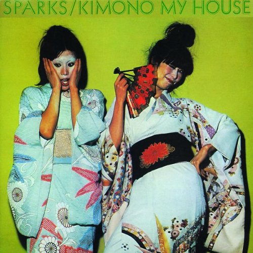 KIMONO MY HOUSE (RE-ISSUE