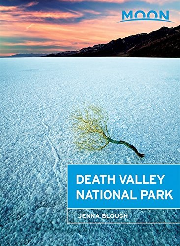 Moon Death Valley National Park (Travel Guide) (English Edition)