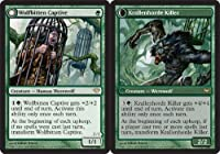 Magic: the Gathering - Wolfbitten Captive // Krallenhorde Killer - Dark Ascension by Wizards of the Coast [並行輸入品]