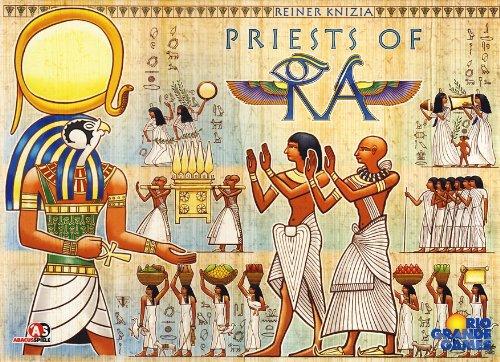 ラーの司祭 (Priests of Ra) ボードゲーム