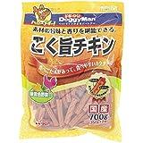 ドギーマン こく旨チキン 緑黄色野菜入り 700g(350gx2袋)