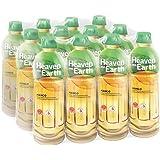 Heaven & Earth Mango Green Tea Case, 12 x 500ml