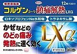 【第1類医薬品】コルゲンコーワ鎮痛解熱LXα 12錠 ※セルフメディケーション税制対象商品