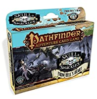 Pathfinder Adventure Card Game Skull & Shackles Adventure Deck 6 from Hell's Heart