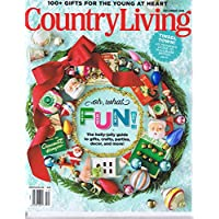 Country Living [US] December 2018 (単号)