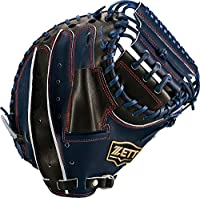 ZETT(ゼット) 野球 軟式 キャッチャーミット ネオステイタス 右投用 ブラック/Nブラック(1919N) BRCB31812