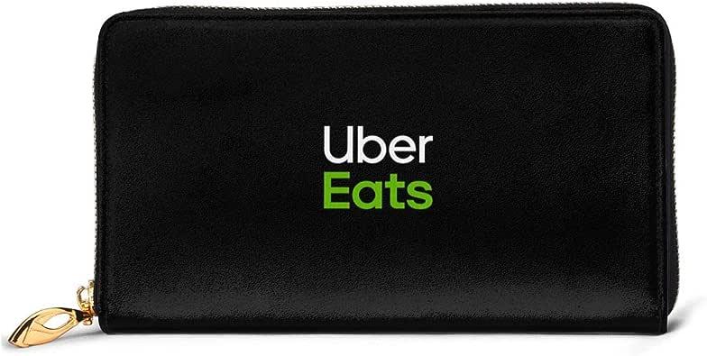GCXwRIJpv 長財布 大容量 UBER EATS メンズ ラウンドファスナー 取り出しやすい 小銭入れ レザー カードvintage 本革人気 男女兼用 財布
