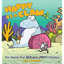 Happy as a Clam: The Twenty-First Sherman's Lagoon Collection: Volume 21
