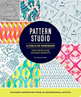 Pattern Studio: A Creative Workbook for Sketching Unique Repeats (Stationery)