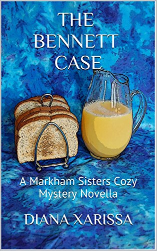 Download The Bennett Case (A Markham Sisters Cozy Mystery Book 2) (English Edition) B0100LSTLA