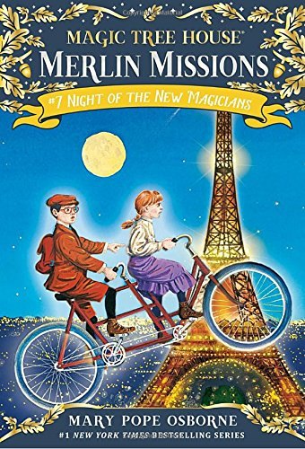 Night of the New Magicians (Magic Tree House (R) Merlin Mission)の詳細を見る