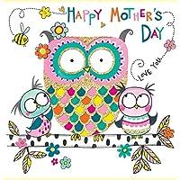 RACHEL ELLEN 母の日カード(Mother's Day Pink Fizz)