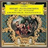 モーツァルト:フルート協奏曲第1番&第2番、フルートとハープのための協奏曲 画像
