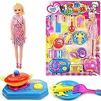 baomabao Girlキッチン家再生パズルおもちゃ誕生日Presen Foodおもちゃ