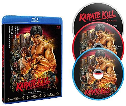 【早期購入特典あり】KARATE KILL/カラテ・キル デラックス版 3枚組(ポストカード付) [Blu-ray]の詳細を見る