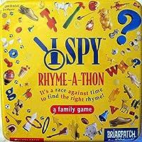 I Spy Rhyme-A-Thon, A Family Game