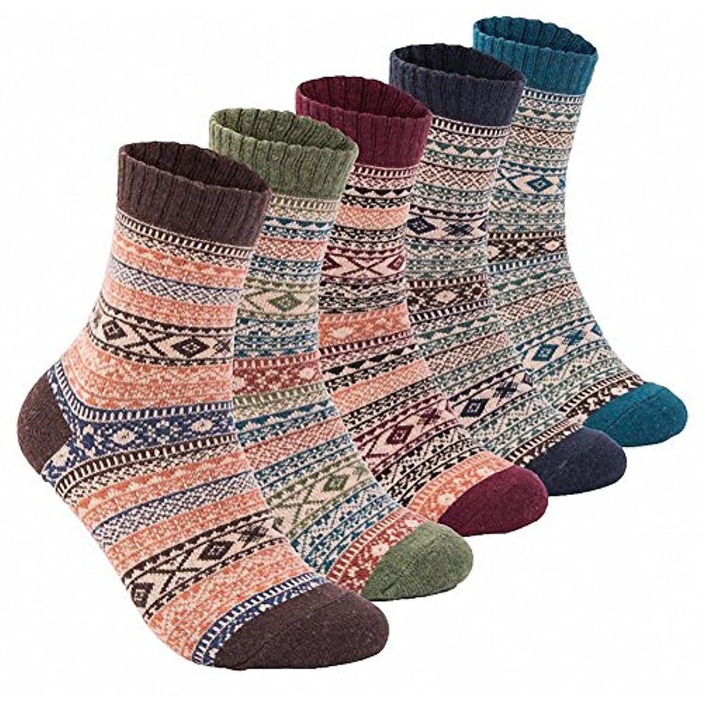 熟すクリスチャン大陸メンズソックス 靴下 メンズ ビジネス カジュアル 5足セット くつした ソックス socks
