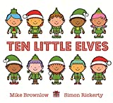Ten Little Elves (English Edition)
