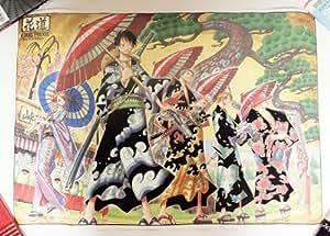 ONE PIECE ワンピース|ポスター 「花道」|尾田栄一郎