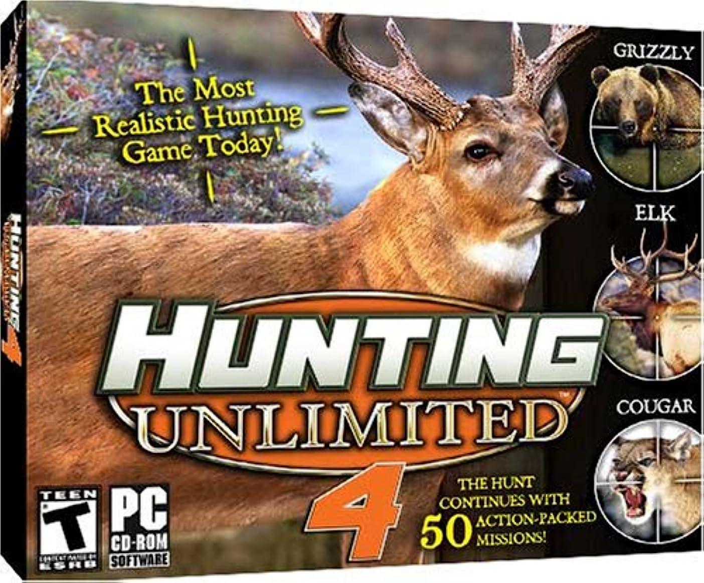 トーナメント左心配Hunting Unlimited 4 (jewel case) (輸入版)