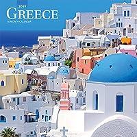 Greece 2019 Calendar