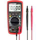UNI-T UT139C Digital Multimeter Auto Range True RMS Meter Handheld Tester 6000 Count Voltmeter Temperature Test
