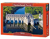 500pc Chateau Of Chenonceau Jigsaw Puzzle