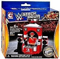 [スタックダウン]Stack Down Brodus Clay's Funkasaurus WWE 85 Piece Set 6546541 [並行輸入品]