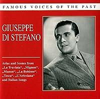 Guiseppe Di Stefano Sings