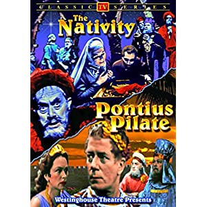 Nativity & Pontius Pilate [DVD] [Import]