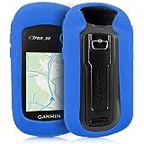 kwmobile 対応: Garmin eTrex 10/20/30/201x/209x/309x ケース - GPS ナビ シリコン 保護ケース 黒色